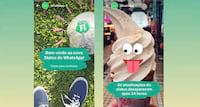 Recurso do WhatsApp que lembra Snapchat chega aos usuários do Brasil
