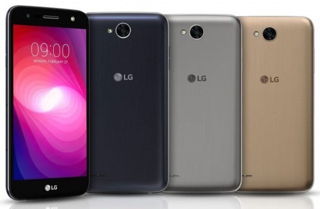 LG anuncia o seu LG X Power 2 com bateria de longa duração
