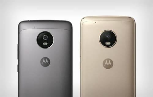 Conheças os novos Moto G5 e G5 Plus da Motorola