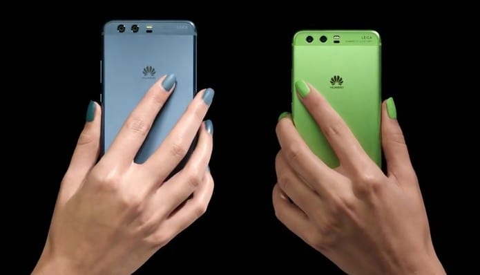 Huawei lança novos P10 e P10+ com câmera para selfies com qualidade profissional