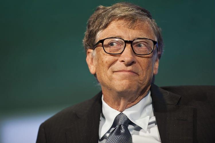 Bill Gates diz o que diria para si próprio quando era jovem