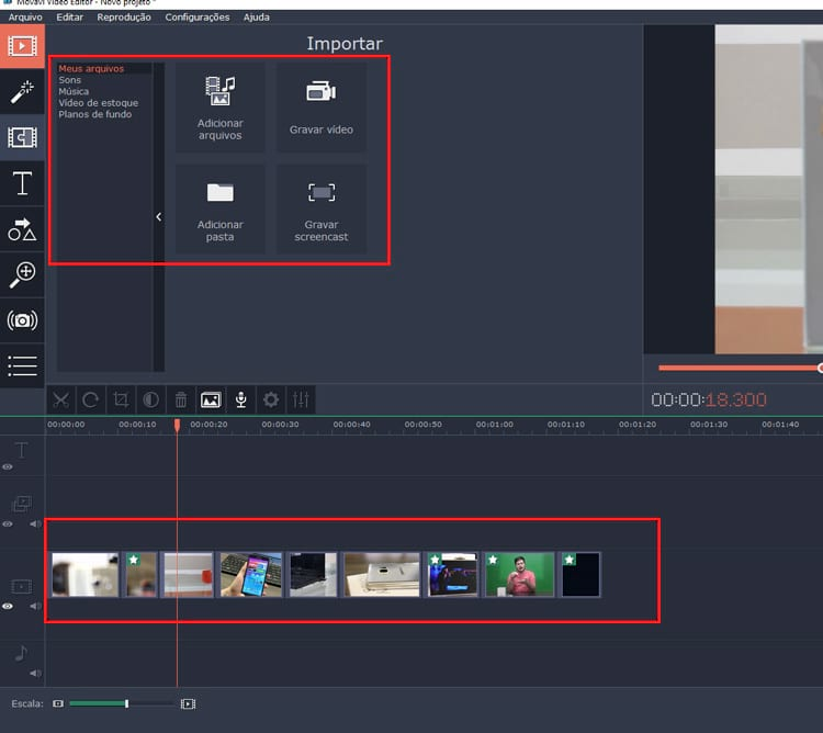 Movavi - um ótimo editor de vídeos para você