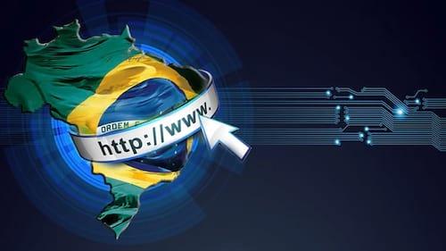 Estudo mostra que Brasil ainda é um dos países mais desconectados do mundo