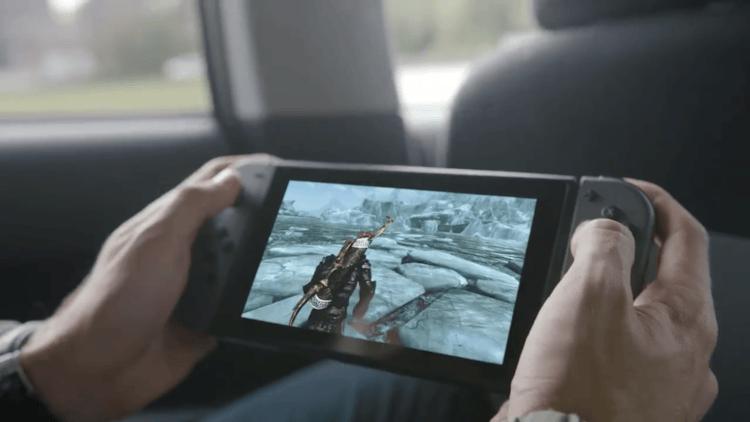 Conheça o Switch, o novo console da Nintendo