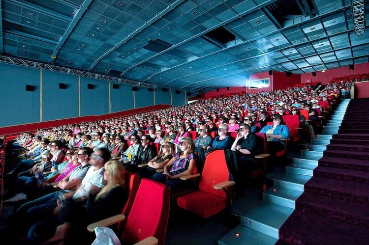 CineMec Complex na Holanda