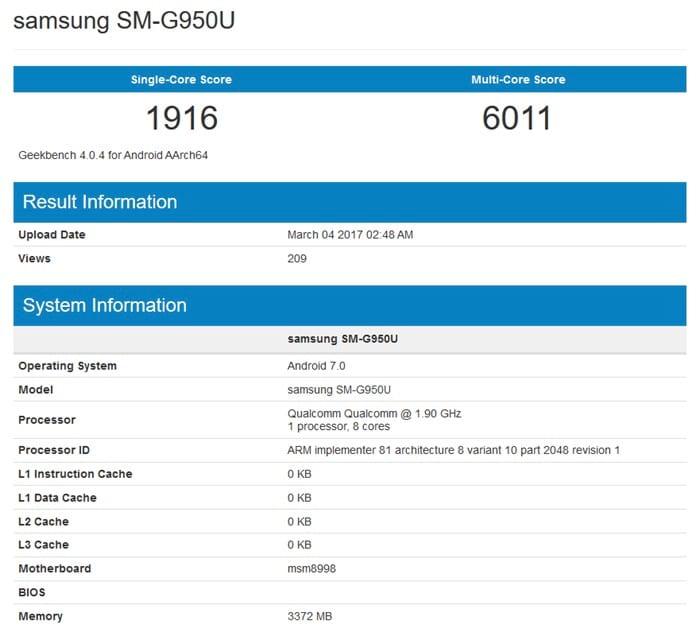 Vazam novas fotos e vídeos de Galaxy S8 e S8 PLus