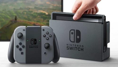 Atenção! Dados salvos no Nintendo Switch não podem ser transferidos
