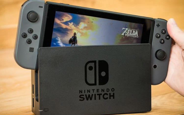 Nintendo Switch bate recorde de vendas