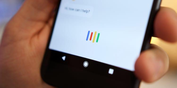 Através do recurso de voz do Google é possível ler mensagens, bem como fazer vários questionamentos.