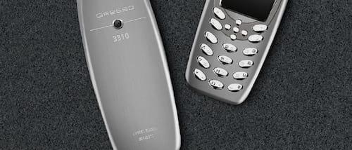 Versão de luxo do Nokia 3310 custa quase R$ 10 mil