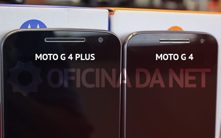 Moto G 4 ou Moto G 4 Plus - Vale a pena comprar?
