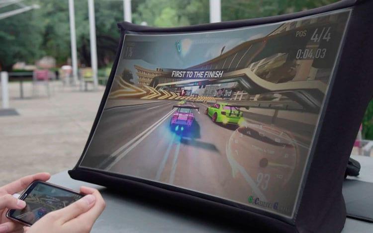 Agora você já pode levar um monitor de 24 polegadas no bolso