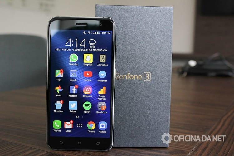 ASUS libera Android Nougat para Zenfone 3