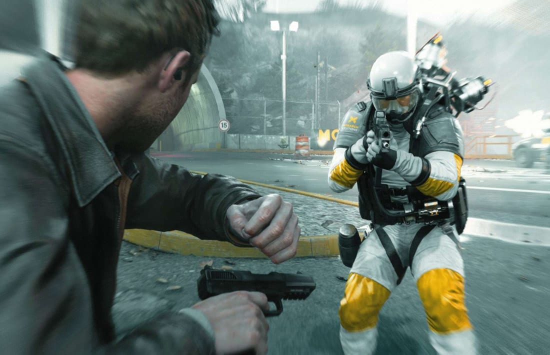 [VIDEO] Quantum Break: Game Review