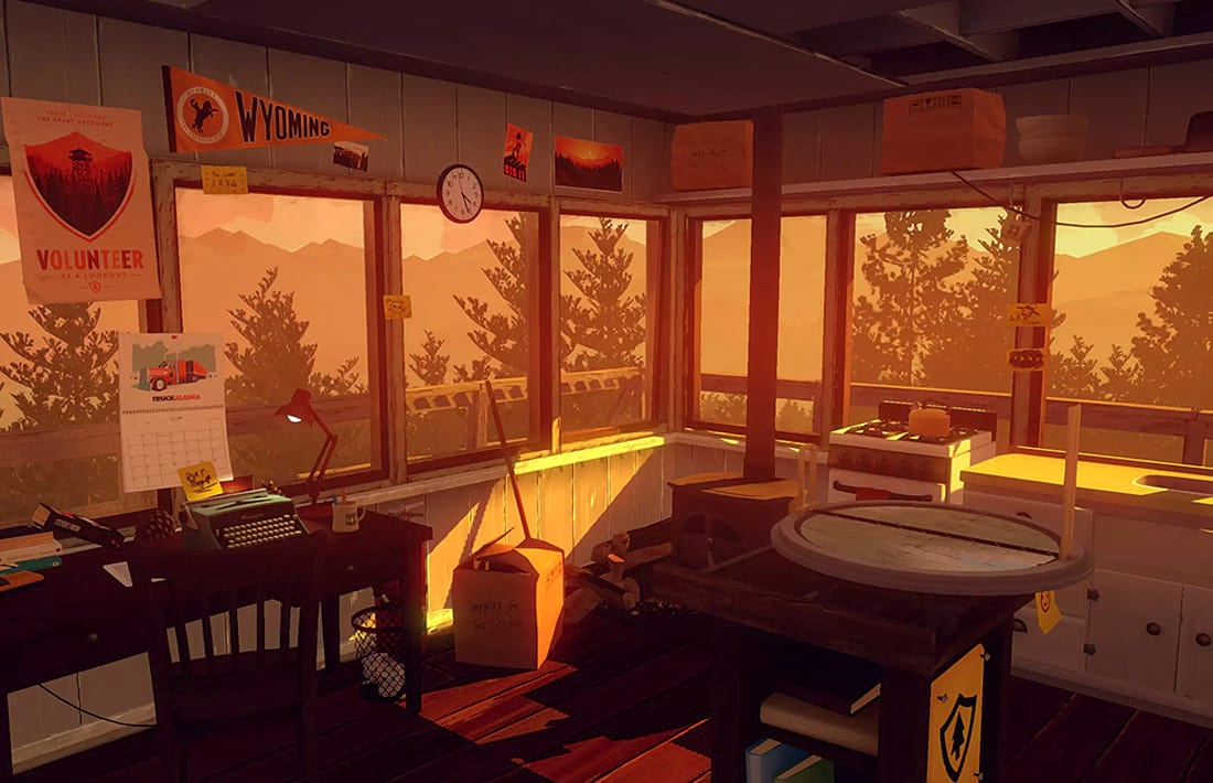 [VIDEO] Firewatch: Game Review