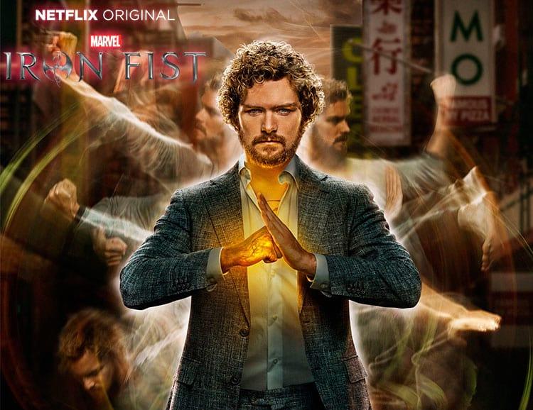Punho de Ferro chega à Netflix com o poder na mão