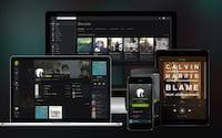 Usuários gratuitos do Spotify terão acervo limitado