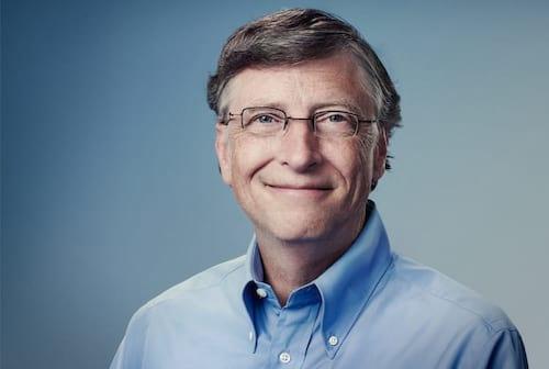 Pela quarta vez consecutiva, Bill Gates é o homem mais rico do mundo