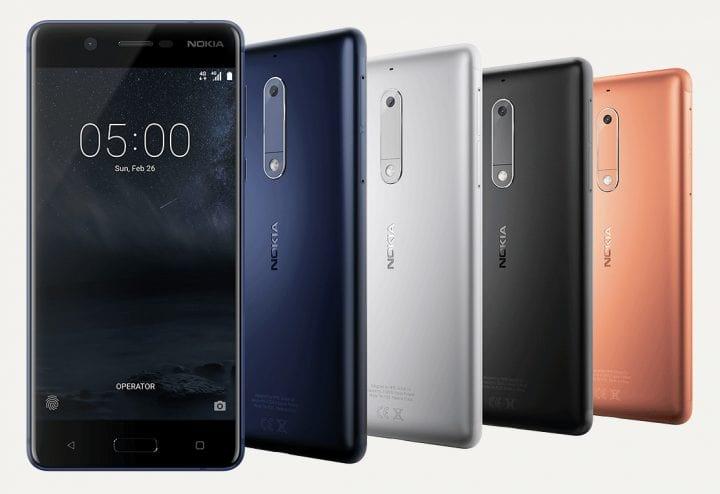Nokia deverá lançar seus novos aparelhos no segundo trimestre