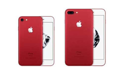 Apple lança iPhone vermelho em campanha contra AIDS