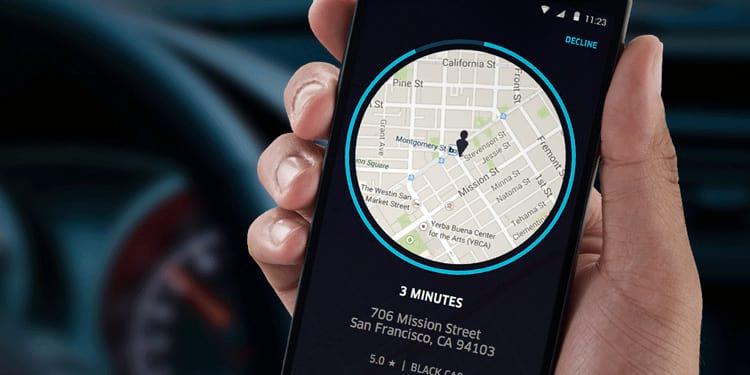 Uber não vai mais operar na Dinamarca por pressão de taxistas