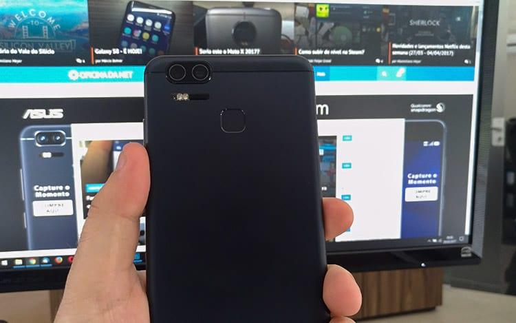 Zenfone 3 Zoom - Primeiras impressões