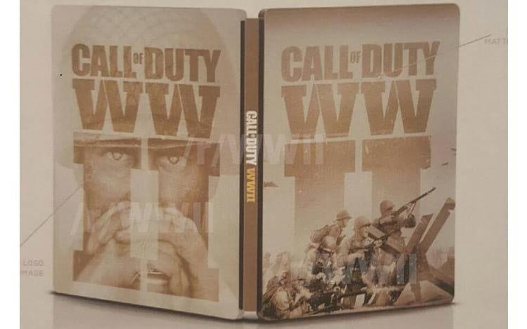 Call Of Duty deste ano voltará para a Segunda Guerra Mundial