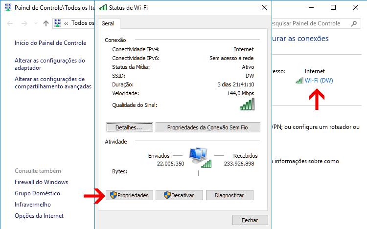 PC não conecta a internet? Quais os principais problemas e suas soluções?