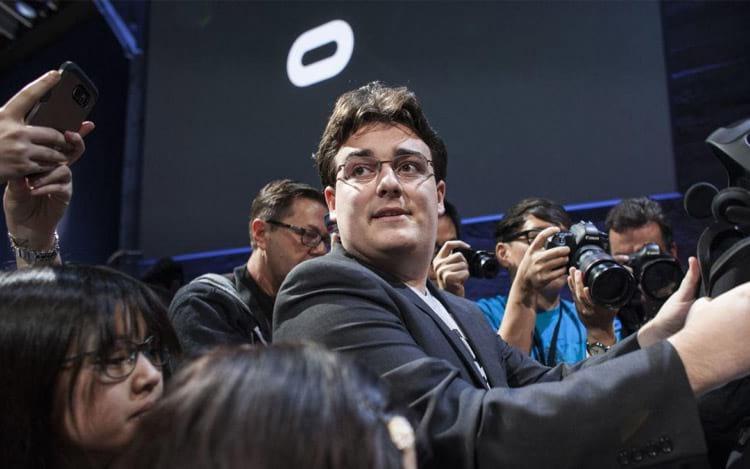 Cofundador da Oculus deixa o Facebook
