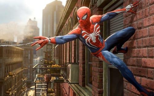 Game do Homem-Aranha para PS4 sai ainda neste ano