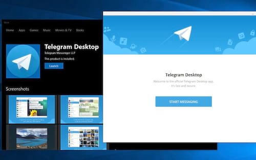 Telegram anuncia novo app para desktop na Windows Store