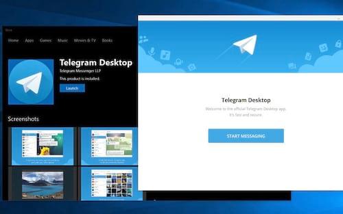 Telegram anuncia novo app para desktop na Windows Store