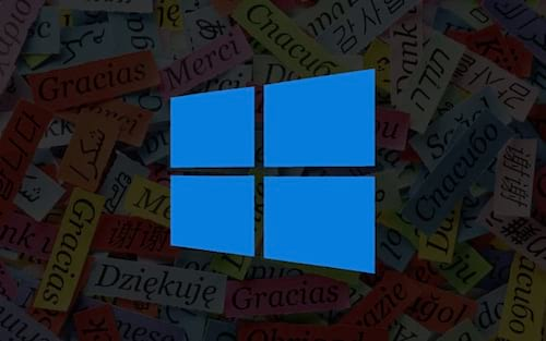 Como alterar o idioma no Windows 10