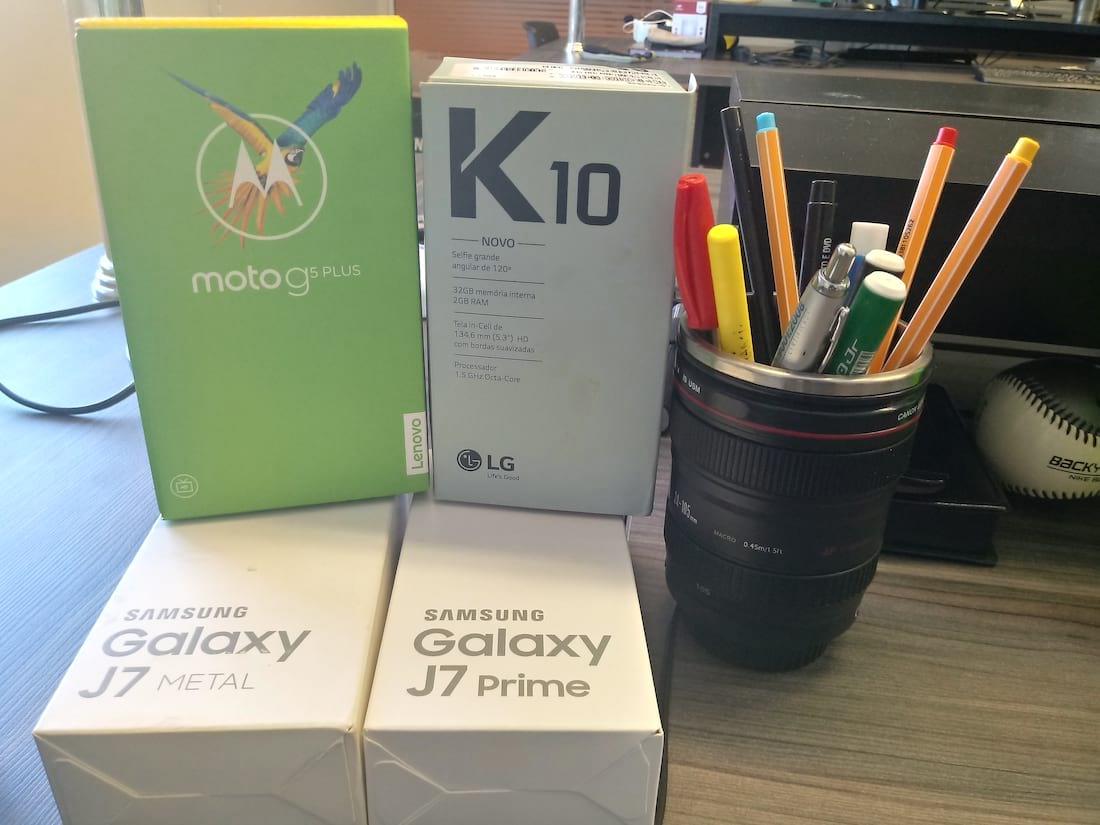 Review LG K10 Novo