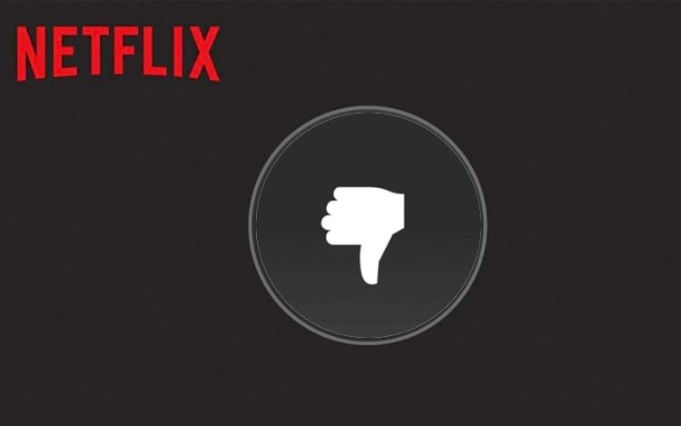 Sistema de thumbs Netflix