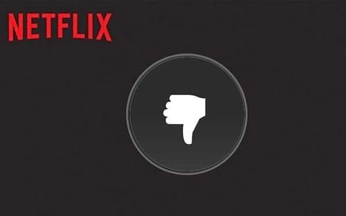 Sistema novo de avaliações da Netflix não agrada a todos