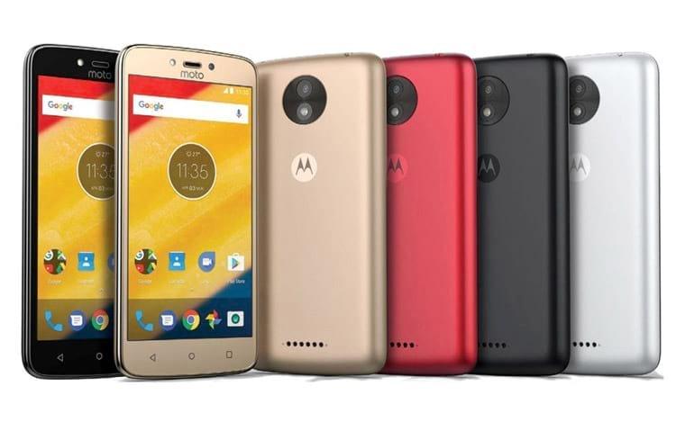 Vazam imagens do Moto C, o novo smartphone da Motorola