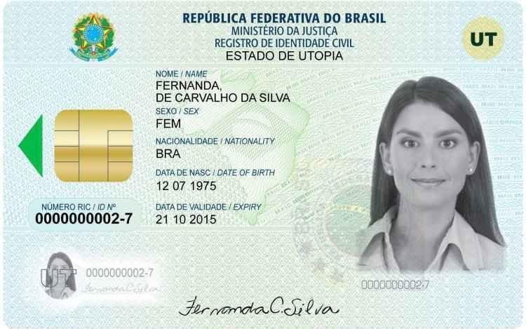 DIN: Documento de Identificação Nacional