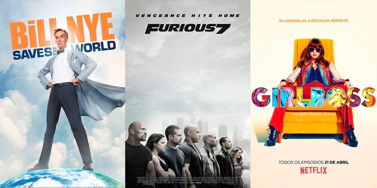 Novidades e lançamentos Netflix da semana (17/04 - 23/04/2017)