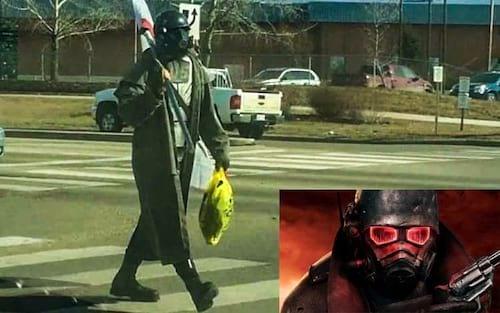 Cosplay é confundido com terrorista pela polícia do Canadá