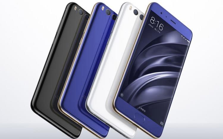 Xiaomi Mi 6 chega sem entrada de fones de ouvido
