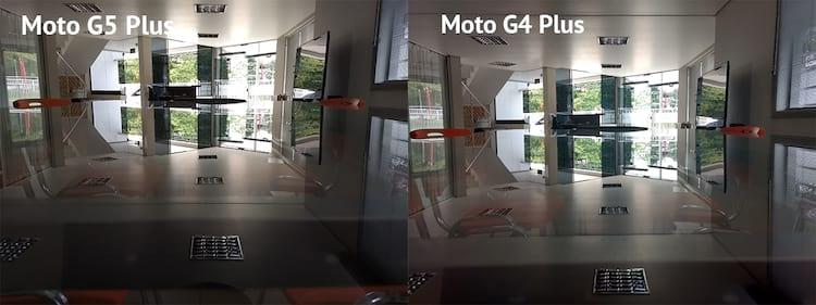 Vale a pena trocar meu Moto G4 Plus pelo G5 Plus?