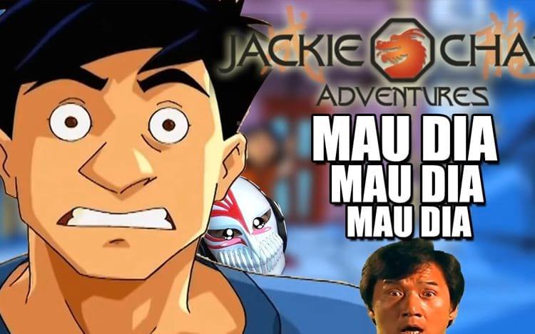 As Aventuras de Jackie Chan irão voltar