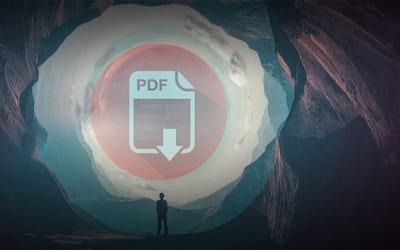 Como criar um PDF a partir de imagens no Photoshop?