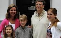 Bill Gates não permitiu que seus filhos tivessem celulares até os 14 anos