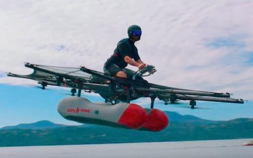 Larry Page promete carros voadores até o final deste ano