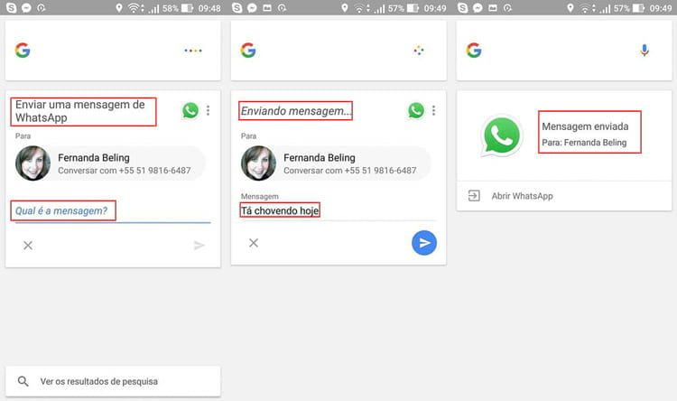 how to google image search iphone como enviar e ler mensagens no whatsapp comando de voz 18854