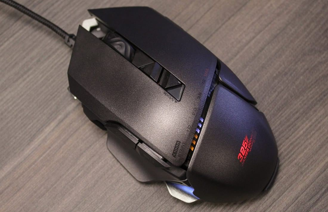 Review: Mouse James Donkey 325RS, um bom plug and play