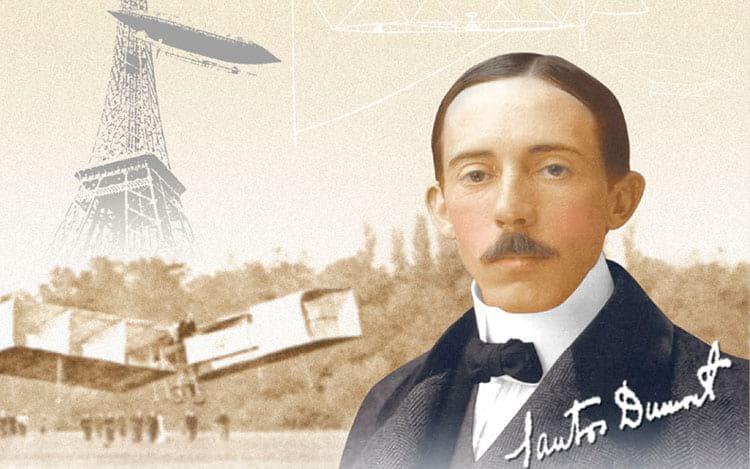 9d23800b851 Santos Dumont – O maior inventor brasileiro
