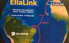 Cabo aquático irá ligar Brasil e Espanha para garantir segurança de dados de usuários